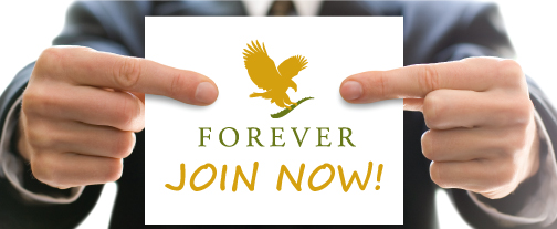 JOIN FOREVER LIVING ONLINE