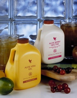 Aloe & Berry Nectar