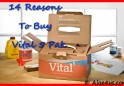 14 Reasons To Buy Forever's Vital5 Pak