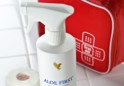 Secrets behind Aloe First Spray