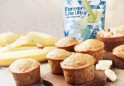 Celebrate Banana Bread Day with Forever Banana Muffins